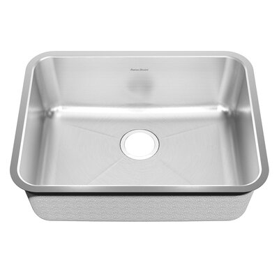 18.75 x 13.75 Undermount Single Bowl Kitchen Sink