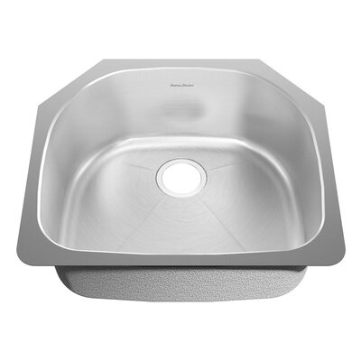 20.63 x 19.88 Undermount Single Bowl Kitchen Sink
