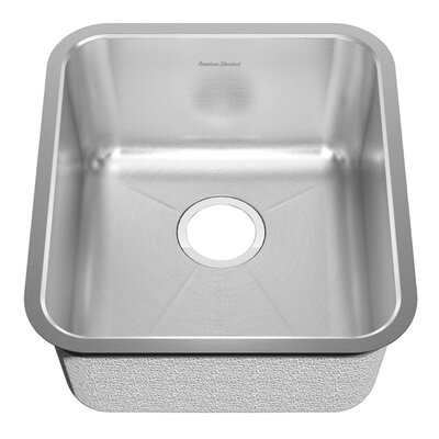20 x 14.25 Undermount Single Bowl Kitchen Sink
