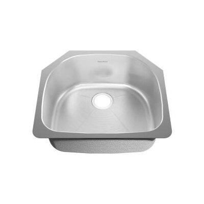 27.5 x 22.5 Undermount Single Bowl Kitchen Sink