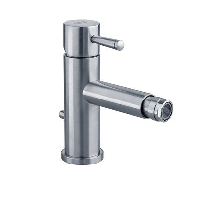 Serin Single Handle Horizontal Spray Bidet Faucet Finish: Polished Chrome