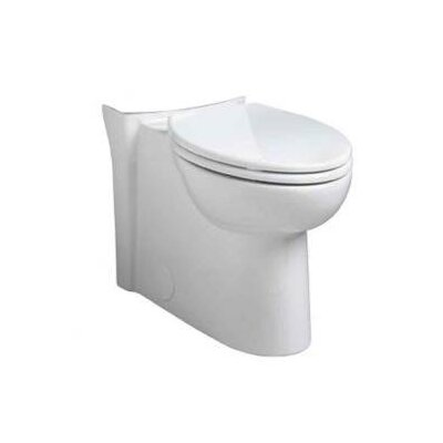 Cadet Concealed Trapway 3 Right Height 1.28 GPF Elongated Toilet Bowl