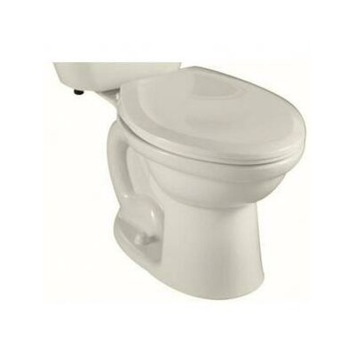 Colony Fit Right Height 1.6 GPF Elongated Toilet Bowl Finish: Linen