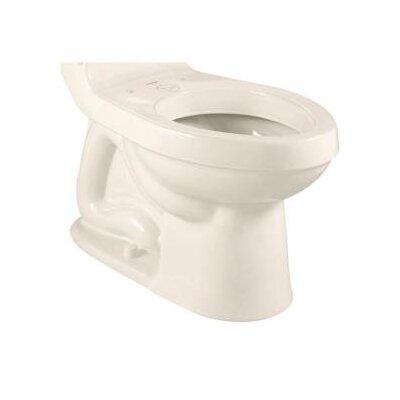 Williamsburg Champion Right Height 1.6 GPF Elongated Toilet Bowl Finish: Linen