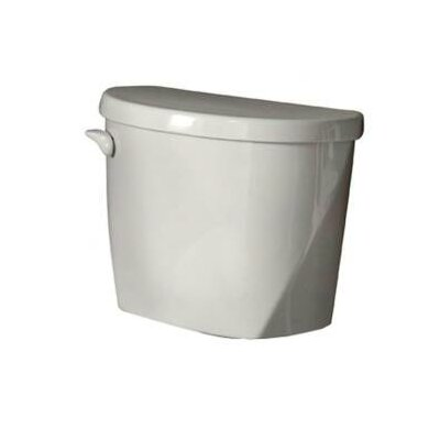 Evolution 1.6 GPF Toilet Tank Finish: White, Trip Lever Orientation: Left-Hand