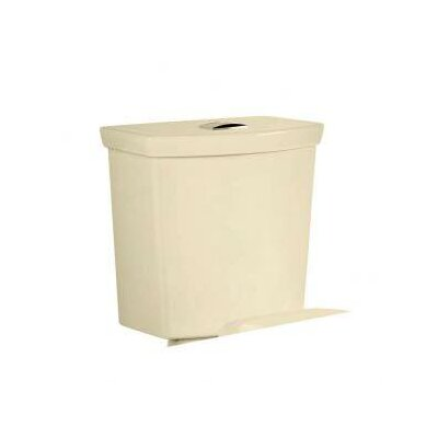 H2Option Dual Flush Toilet Tank Finish: Bone