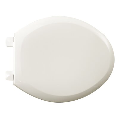 Cadet 3 Slow Close Elongated Toilet Seat Finish: White