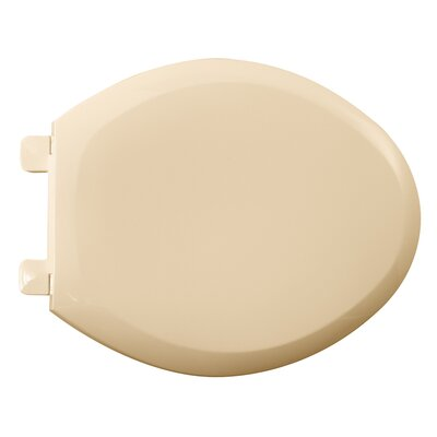 Cadet 3 Slow Close Elongated Toilet Seat Finish: Bone