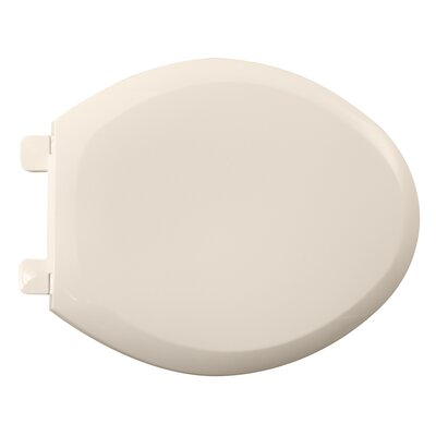 Cadet 3 Slow Close Elongated Toilet Seat Finish: Linen