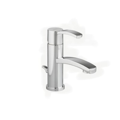 Berwick Single Hole Bathroom Faucet with Single Handle Finish: Satin Nickel