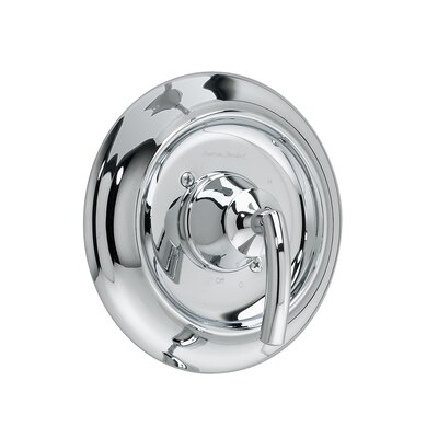 Tropic Volume Shower Faucet Trim Kit Finish: Chrome