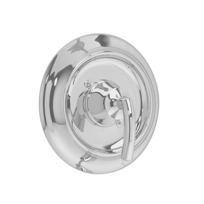 Tropic Volume Shower Faucet Trim Kit Finish: Satin Nickel