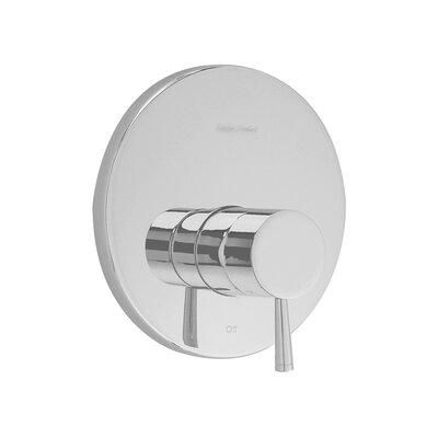 Serin Diverter Shower Faucet Trim Kit Finish: Satin Nickel