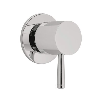 Serin Wall Mount Volume Control Kit Finish: Satin Nickel