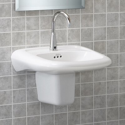 Murro 10.75 x 22.38 Single Sink with Overflow