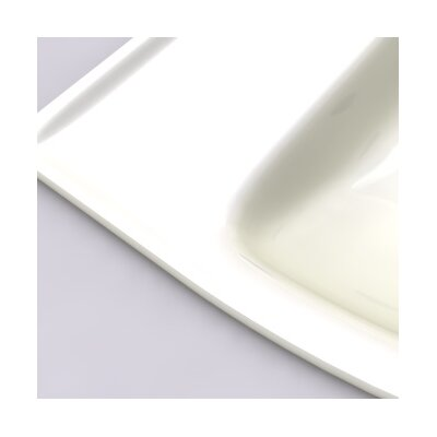 Champion 1.28 GPF Elongated Two-Piece Toilet Finish: Linen