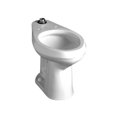 Colorado Right Height Flushometer Toilet