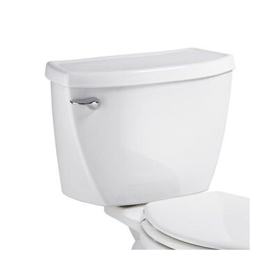 Cadet 1.6 GPF Toilet Tank Finish: White