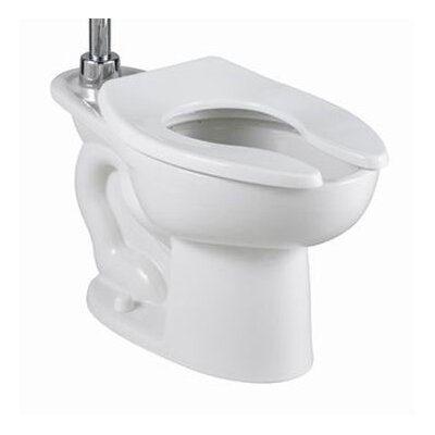 Madera ADA Universal Dual Flush Elongated Toilet Bowl