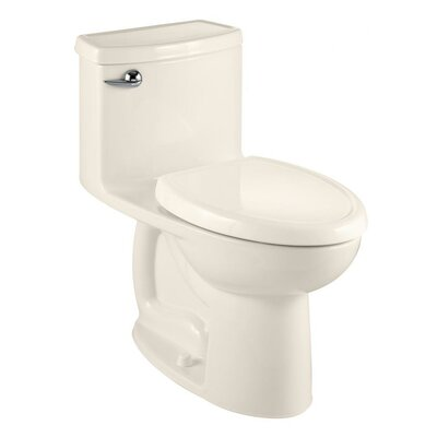 Cadet Compact 3 Flowise 1.28 GPF Elongated One-Piece Toilet Finish: Linen