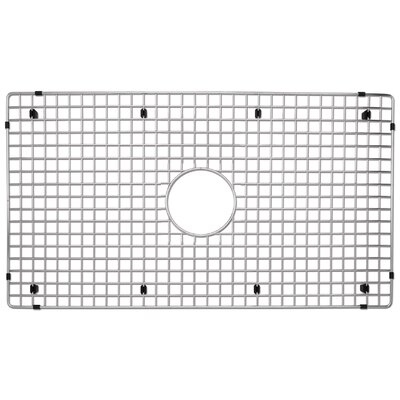 29.75 x 16 Stainless Steel Sink Grid