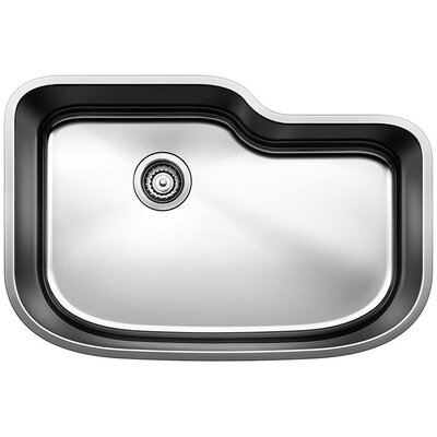 One 30 x 20 Single Bowl Undermount Kitchen Sink