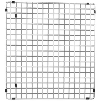 16 x 16 Stainless Steel Sink Grid