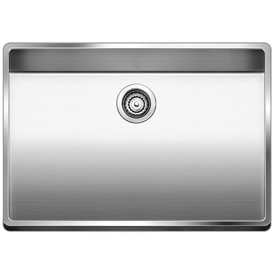 Attika 25 x 22 Single Drop-in Kitchen Sink