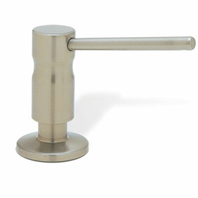 Meridian Soap & Lotion Dispenser Finish: Satin Nickel