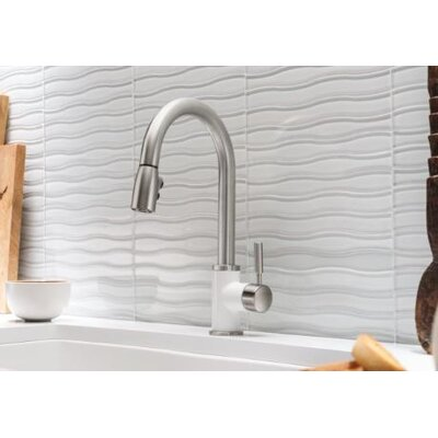 BLANCO SONOMA� with Pull-Down Spray 1.5 GPM Silgranit