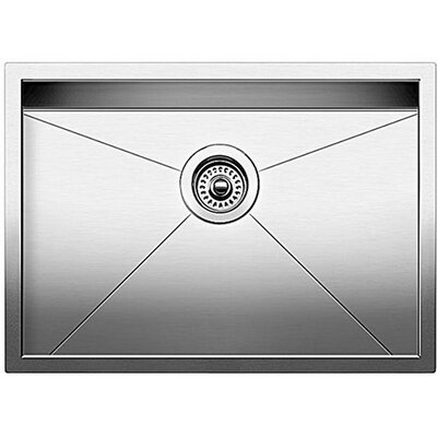 Quatrus 25 x 18 Undermount Kitchen Sink