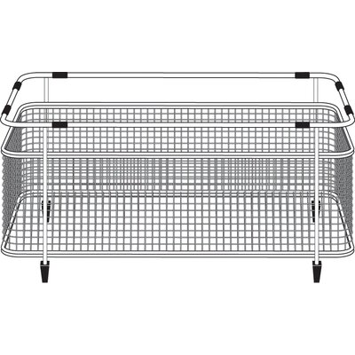 Stainless Steel Mesh Basket 406461