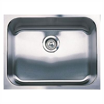 Spex 23 x 18 Single Bowl Undermount Kitchen Sink