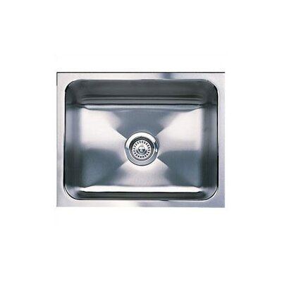 Magnum 21 x 18 Single Bowl Undermount Kitchen Sink