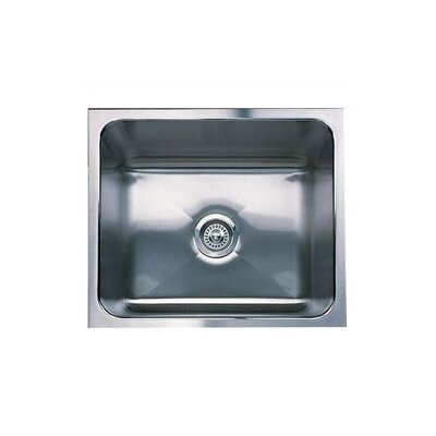 Magnum 20 x 16 Single Bowl Undermount Kitchen Sink