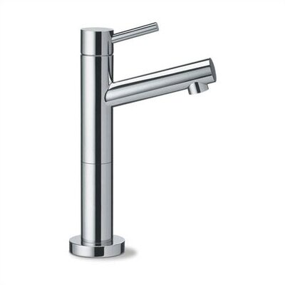 Alta Single Handle Deck Mounted Bar Faucet Finish: Chrome