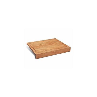 Counter Top Cutting Board Finish: Red Alder 440153