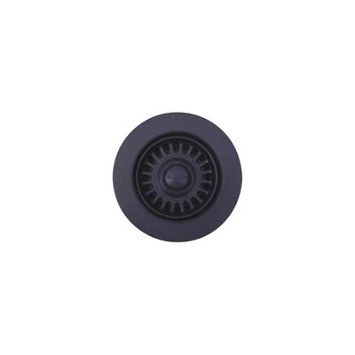 Silgranit II Sink Waste Flange Finish: Metallic Gray