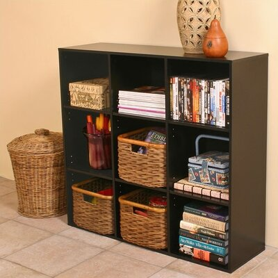 Venture Horizon Project Center Bookcase - Finish: Black at Sears.com