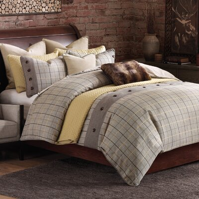 Shadow Mountain Comforter Set Size: Twin