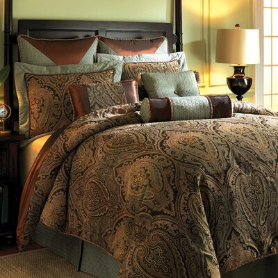 Canovia Springs Comforter Set Size: King