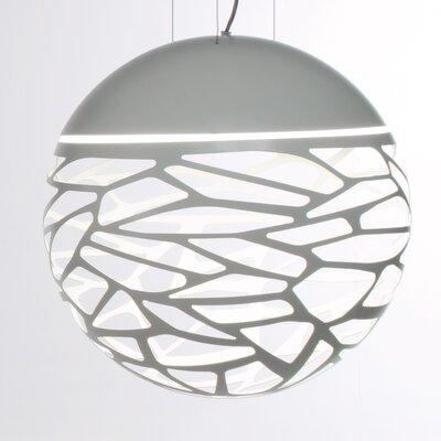 Kelly Laser Cut Sphere Pendant
