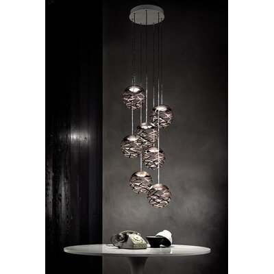 Kelly 3-Light Cluster Pendant