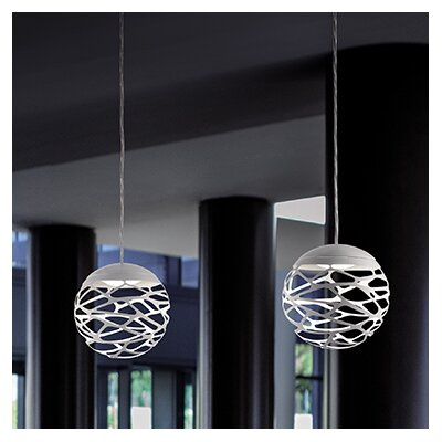 Kelly 3-Light Globe Pendant Finish: White
