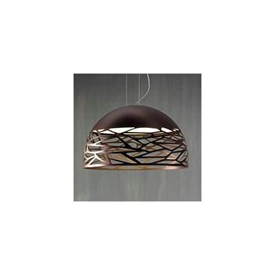 Kelly 3-Light Inverted Pendant Finish: Bronze