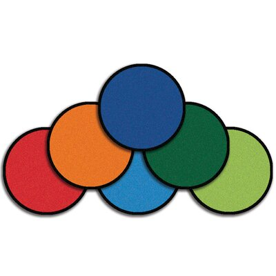 Value Plus Mini Go Round Area Rug