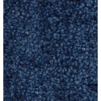 KIDPlush Solids Deep Sea Blue Area Rug Rug Size: 84 x 12