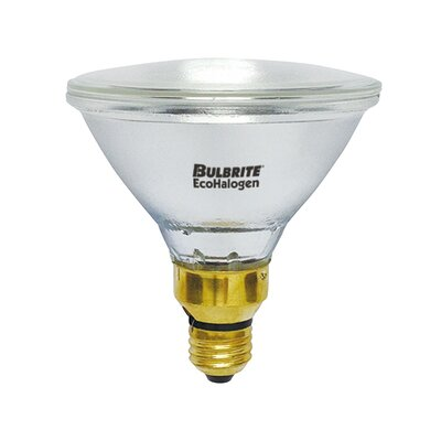 120-Volt Halogen Light Bulb Wattage: 39