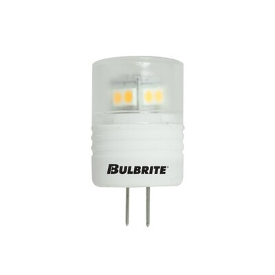 2.5W LED Light Bulb (Set of 4)