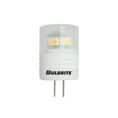 2.5W LED Light Bulb (Set of 4)